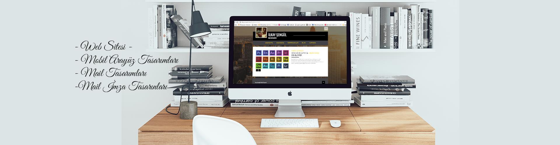 ilkay şengül - freelance web tasarım